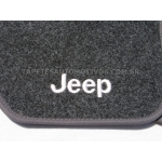 Tapetes Jeep Wrangler Gr.