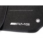 Tapetes AMG Mercedes C 08-14