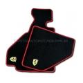 Tapetes 348 Ferrari Blk-R
