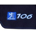Tapetes Peugeot 106