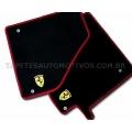 Tapetes 355 Ferrari Blk-R