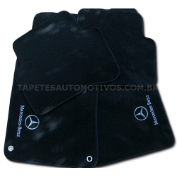 Tapetes Mercedes Classe C